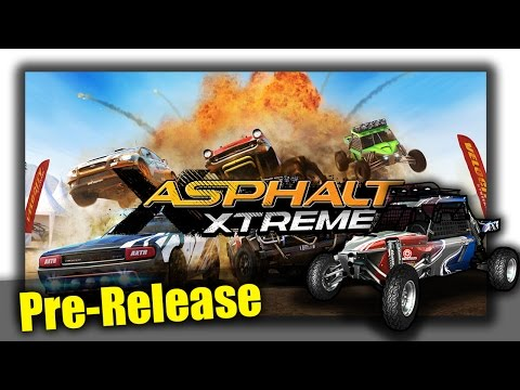 Обзор игры Asphalt Xtreme на Android