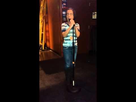 Olivia's Fourth Karaoke Song!!!