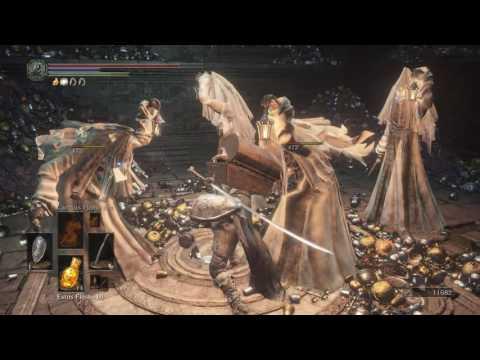 Dark Souls 3 - Soul Farming (Profaned Capital)