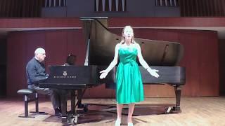"""Frère Voyez! ... Du gai soleil """"Werther"""" (Massenet) - Anna Wojcik"""