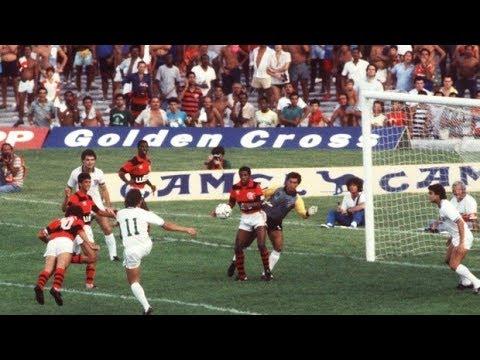 Flamengo X Fluminense Campeonato Carioca 1986 Youtube
