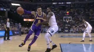 Los Angeles Lakers vs Memphis Grizzlies : December 8, 2018