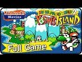 Super Mario World 2: Yoshi's Island - Full Game (100% Walkthrough)