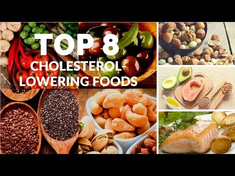 Top 8 Cholesterol Lowering Foods | How to Lower LDL Cholesterol Naturally | Rise Health