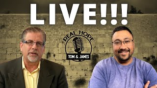 WE LOVE BIBLE PROPHECY!!! (LIVE!!! w/ Tom and James)!!!
