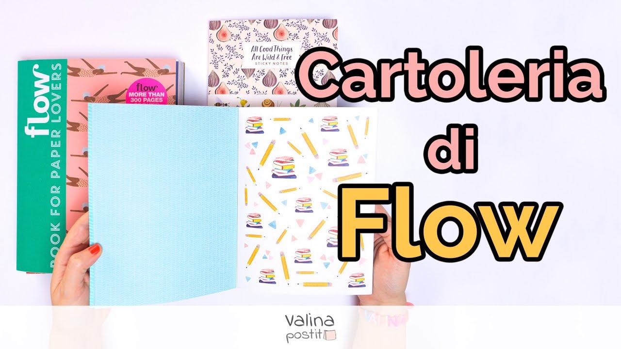 La cartoleria di Flow