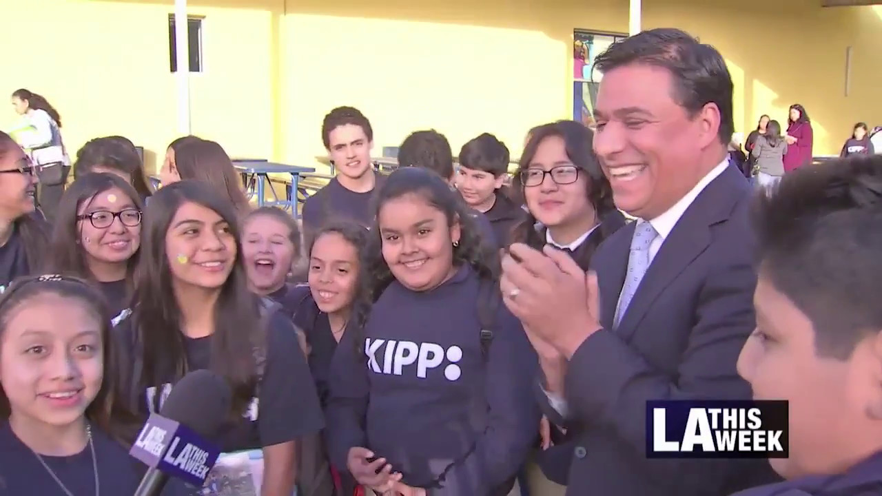 Kipp La Prep Named Blue Ribbon School Youtube