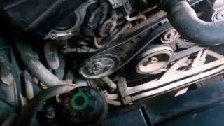 видео Ремень генератора БМВ 5 F10