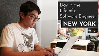 Day in the Life of a Software Engineer | New York