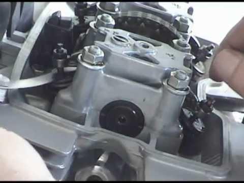 Honda Rebel 250  Valve Adjustment  YouTube