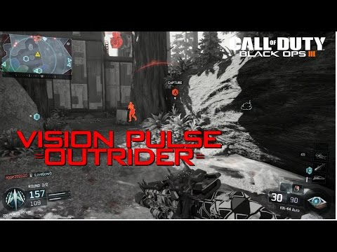 Call Of Duty: Black Ops 3 - Outrider: Vision Pulse (Review - Guide - Specialist)
