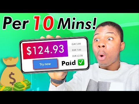 This App Pays $120 Per 10 Mins To Watch Videos! (Free Paypal Money 2021)