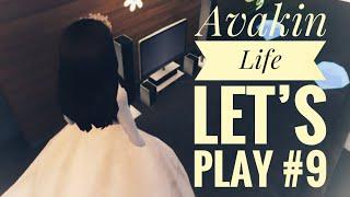 Avakin Life | Let's play #9 | Скоро Новый Год ✨