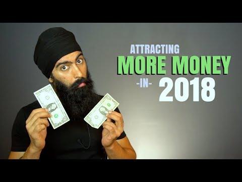5 Ways to Make More Money 2018
