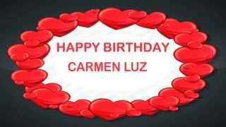 CarmenLuz   Birthday Postcards & Postales - Happy Birthday