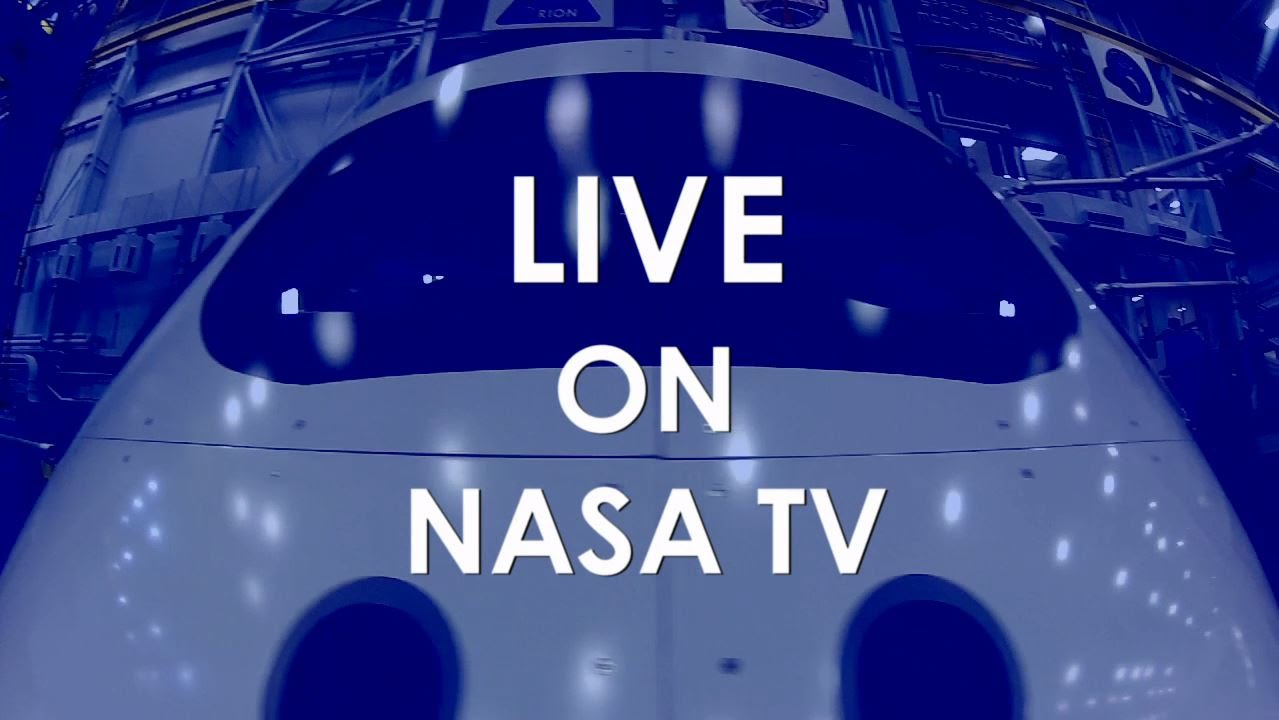 Orion S First Flight Test On Nasa Tv Youtube