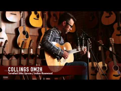 Collings OM2H Torrefied VS. Standard at The Music Emporium