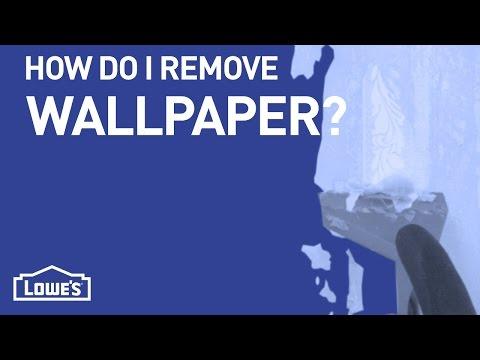How Do I Remove Wallpaper?   DIY Basics