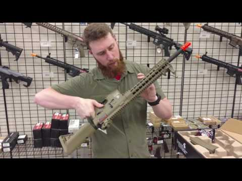 Airsoft GI Uncut - The Lancer Tactical Gen 2 LT-19TL First Impressions with GIVA