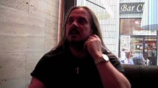 Johnny Van Zant (Lynyrd Skynyrd) - interview @Linea Rock