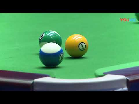 Ma Haitao VS Zhang Kunpeng - China Qualifiers - 2018 World Chinese 8 Ball Masters Grand Final