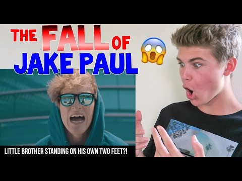 The FALL Of JAKE PAUL  *CRAZIEST REACTION*