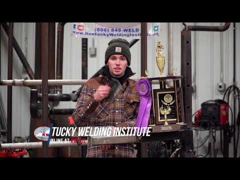 Kentucky FFA 3's Welding Contest Part 1