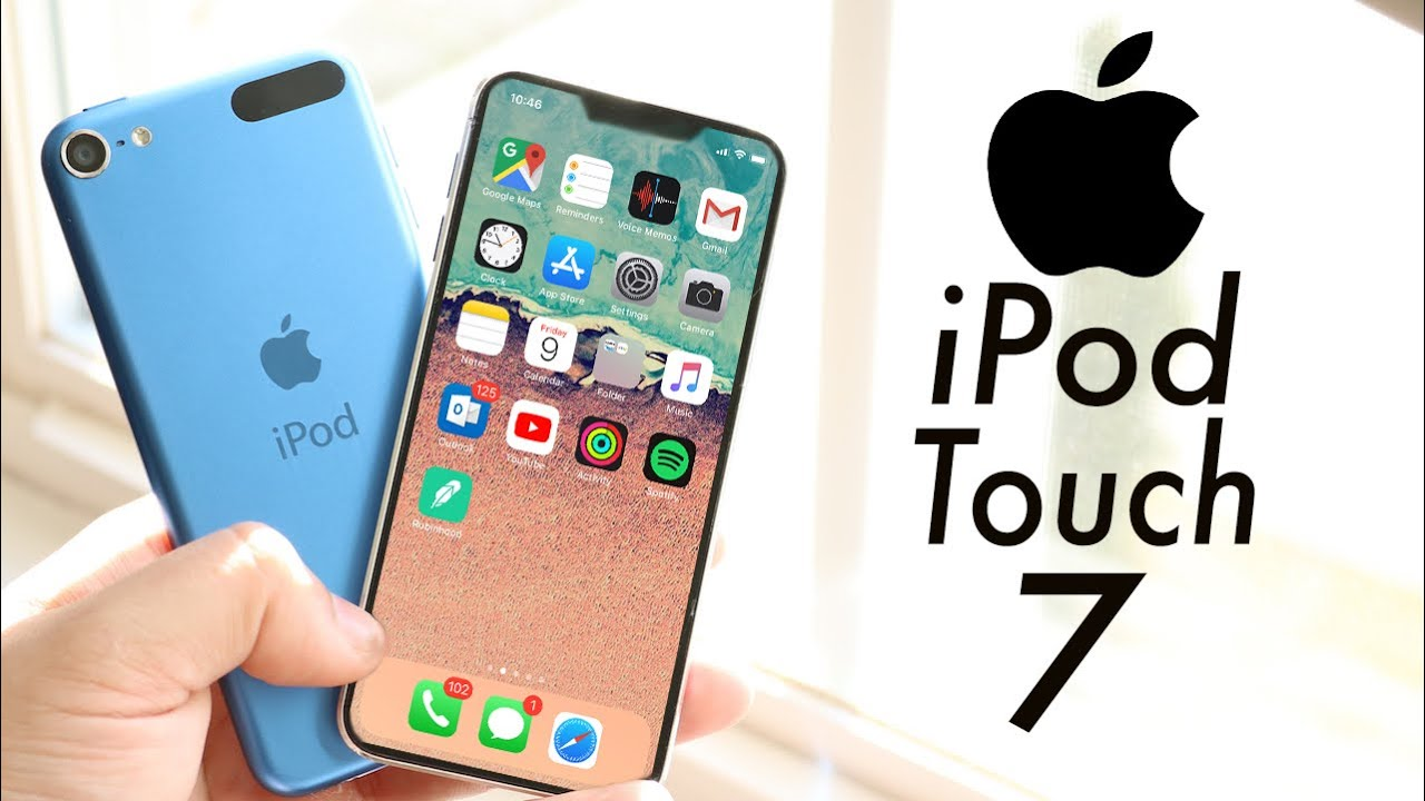 ipod 7th generation touch