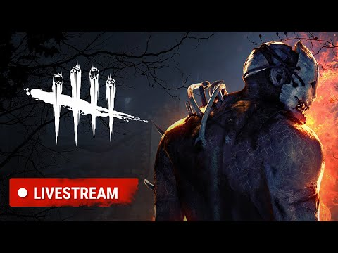 Dead By Daylight Twitch #22 - Why is that bit so sticky?