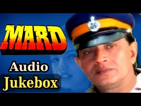 Mard {HD}- All Songs - Mithun Chakraborty...