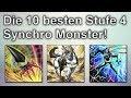 Yu-Gi-Oh! | Top 10 Stufe 4 Synchromonster!