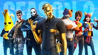NEW Fortnite Chapter 2, Season 2 LIVE Battle Pass, Skins & Mythic Weapons! (EPIC)