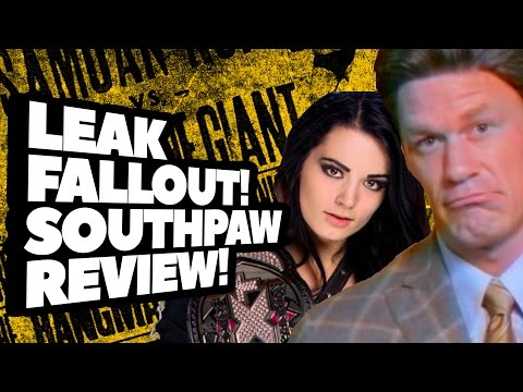 PAIGE LEAK FALLOUT! SOUTHPAW REGIONAL WRESTLING REVIEW! (Going In Raw NEWSPLEX 3/20/17)