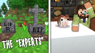 Minecraft Experts 9 | HAMSTER TIME | Modded Minecraft