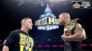 WWE WrestleMania XXIX | Abril 07, 2013 | East Rutherford (NJ), Nueva York - Promo en Español #3.