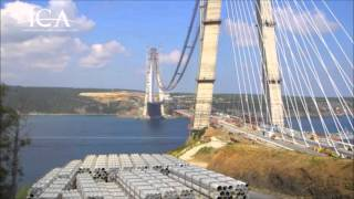 THE 3rd BOSPHORUS BRIDGE