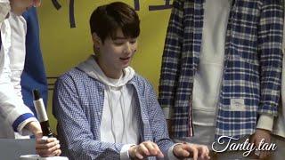 [ ASTRO ] Cute ChaEunWoo play Piano