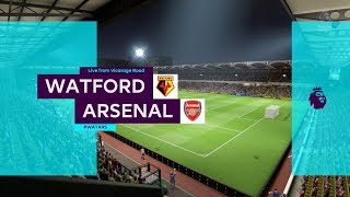 Watford vs Arsenal 0-1 | Premier League - EPL | 15.04.2019