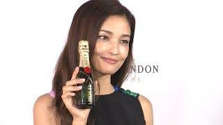 女優の黒木メイサが、モエ・エ・シャンドンのイベント「MOET GRA...