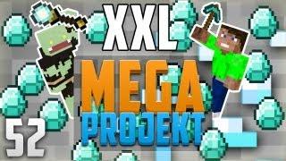 [100 DIAS] DIAMANTEN FIEBER XXL mit Dner - Minecraft: MEGA PROJEKT #52