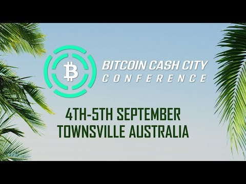 Bitcoin Cash City Conference 2019 - Trailer
