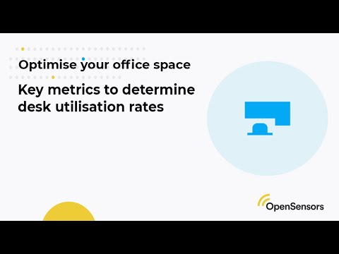 Key metrics to determine desk utilisation rates thumbnail