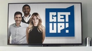 Mike Greenberg Raves About Get Up Co-Hosts Michelle Beadle, Jalen Rose