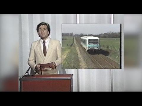 DB Bahn-Magazin 2/1987 - Deutsche Bundesbahn