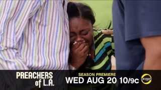 Preachers of L.A. Season 2 - Coming August 20 on Oxygen