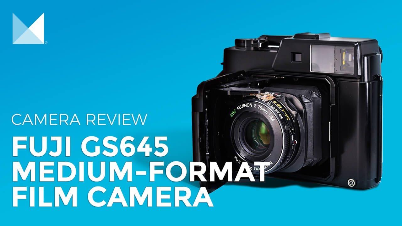 Fuji GS645 Camera Review | Mastin Labs