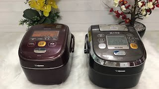 28/10/2020 Giới thiệu báo giá 2 sản phẩm nồi cơm điện cao tần nội địa nhật Zojirushi  ☎️📞0979924095