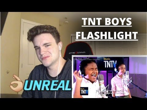 TNT BOYS - FLASHLIGHT! JESSIE J! *REACTION*