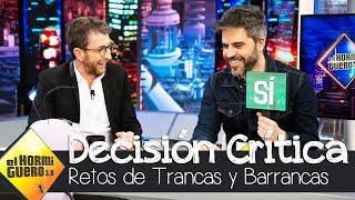 Ernesto Sevilla a Trancas y Barrancas: