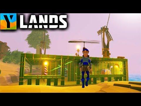 Ylands - PROPELLER PACK, CHARGING STATION & NEOPRENE SUIT!  (Ylands Gameplay Part 17)
